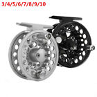 LTC 3/4 5/6 7/8 9/10 Aluminium Fliegenrolle 2 + 1BB Fly Fishing Reel Angelrolle