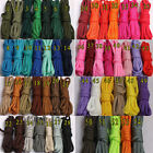 550 Survival Rope Paracord Parachute Cord Lanyard Type 7 Strand Core 100 FT New