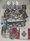 61,62,63,64,65 CHEVY IMPALA 409 REBUILD ENGINE KIT 10-1 PISTONS 280H ISKY CAM
