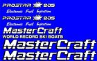 2+Color+MasterCraft+Prostar+205+EFI+Full+set+%232