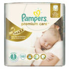 PAMPERS Premium Care New Born Gr.1 2-5 kg (88-528 Windeln/Packung) 0,24€/Windeln