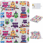 """The owl Magnetic Leather Stand Smart Cover Case for iPad 2 3 4 Mini Air Pro 9.7"""""""