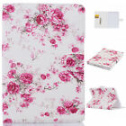 The Roses Magnetic Leather Stand Smart Cover Case for iPad 2 3 4 Mini Air Pro