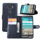 Flip Magnetic Card Slot Wallet PU Leather Case Stand Cover For LG G3/mini/Stylus