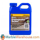 Miracle 511 Impregnator  Tile and Stone Sealer for floor counter top Quart