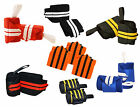 Premium Quality Cross fit exercise  Heavy Duty Pro Pair 18 inch Wrist Wraps