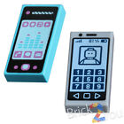 Lego Set/2 1 x 2 printed tile Smart phone and Cell phone 6076806 6038640