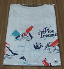 FTISLAND JP FREEDOM Arena Tour 2013 JAPAN OFFICIAL GOODS WHITE T-SHIRT NEW