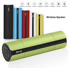 Wireless Bluetooth Speaker 3D stereo sound microphone for Iphone Ipad Android