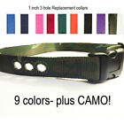 """1"""" Dog Fence Collar 3 hole Replacement Strap RFA 48 FITS PIF 275 PRF 275 Petsafe"""