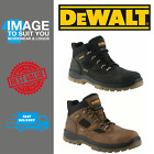 DeWALT Challenger 3 Safety Steel Toe Cap boot Black waterproof