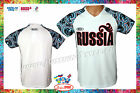 "Bosco Sport ""RUSSIA"" OLYMPIC TEAM SOCHI, New Collection (9067) Weiß/Indigo"