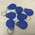 13.56Mhz RFID key tag rewritable key fob  for access control door entry 100pcs