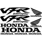 HONDA VFR INTERCEPTOR. pegatina, decal, aufkleber, sticker, vinilo, 23 colours.