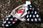 SHOCKER Red/White/Blue Spot Dot Welding Hat Welder Hats Cap American Hotties