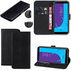Wallet Case Samsung Galaxy S5 /S5 Neo Premium Leather Flip Book Cover Card Stand