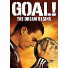 Goal! The Dream Begins (DVD, 2006)