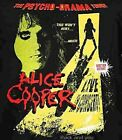 Alice Cooper T-Shirt Psycho - Drama Tour heavy metal glam rock L Last NWT