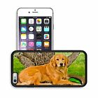 Golden Retriever Hard Rubber Phone Case for iPhone, iPod,Galaxy,Note A100