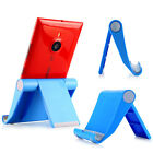 Universal Cell Phone Desk Stand Holder For Tablet i Pad Mini Nexus Galaxy iPhone