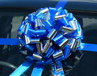 Big Giant Car bow Large Gift Bow in SHINY METALLIC MIX + SUPERFAST DISPATCH!!