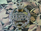 Royal Tank Regiment Cap Badge Queens Crown RTR