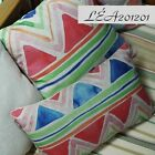 18x18'' / 19x12'' Modern Pure and Fresh Aquarelle Painting Linen Cushion Cover