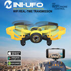 JXD RC Quadcopter 512W Drone 3D FPV With Wifi Camera 2.4G 4CH 6 Axis RTF Pattot