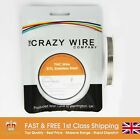 0.28mm (29 AWG) - Comp SS317L (TMC Grade Stainless Steel) Wire – 13.15 ohms/m