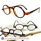 "READERS Retro Round ""LENNON"" 60's Frame Lightweight Reading Glasses COOL SPECS"