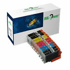 10 Compatible PGI / CLI Ink Cartridges for Canon Pixma Printer