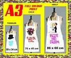 CUSTOM PRINTED WEDDING DAY/CAKE CUTTING APRON ANY TEXT/IMAGE PERSONALISED FREE