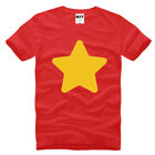 STEVEN UNIVERSE - Star- Mens Printing T Shirt Personalized Tee Cosplay Tee Newly