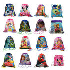 LOT 12 Disney Kids Sling Bag Backpack Cars Mickey Paw Patrol Minnie Party Favors