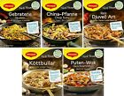 MAGGI - Fix & Fresh - International cuisine - Make your choise German Production