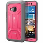 Poetic Revolution【Armor Shockproof】Hybrid Hard Case Cover For HTC One M9