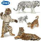 PAPO Wild Animal Kingdom TIGERS - Choose for 10 different Tigers all with Tags