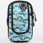 Arm Package Bag Moble Key Money Bag Outdoor spotrt camouflage colors printing