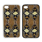 Snakeskin Pattern |Rubber and Plastic Phone Cover Case| Abstract Design