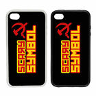 Scary Symbol |Rubber and Plastic Phone Cover Case| USSR Soviet Communism Style