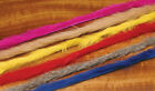 1 PACK HARELINE DUBBIN MICRO RABBIT ZONKER STRIPS PICK COLOR Fly & Jig Tying