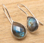 Silver Plated, LABRADORITE & Other Gems Bestsellers Styles New Earrings JEWELRY