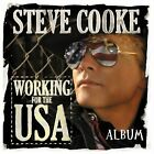 Working For The USA By Steve Cooke On Audio CD Album 2012 Very Good X10