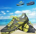 Mens Fashion Hollow Out Lace Up Beach Closed Toe Water Sports Casual Sandals New