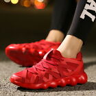 New Men Lace Up Athletic Sports Casual Running Sneakers Breathable Trainer Shoes