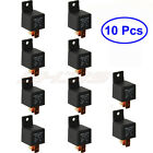 LOT of 80A Car Relay 5-Pin SPDT Automotive Relays ON/OFF Power Switch DC24V/12V