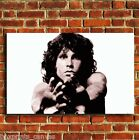 THE DOORS JIM MORRISON MUSIC CANVAS WALL POP ART BOX PRINT PICTURE MEDIUM LARGE