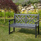 POLYWOOD Chippendale Style Outdoor Bench