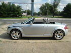 2001+Audi+TT+Roadster+AWD+Salvage+Rebuildable+Repairable