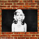 DEBBIE HARRY BLONDIE BRIT POP POSTER ART WALL PRINT PICTURE LARGE A4 A3 A2